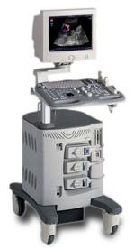 Aloka SSD 3500 - Dopplersonographie