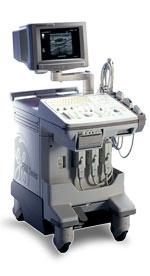GE Logiq 400 Pro - Dopplersonographie