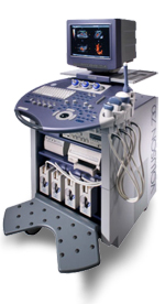 GE Voluson V730 Pro - Dopplersonographie