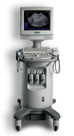 Siemens SONOLINE G40 - Dopplersonographie