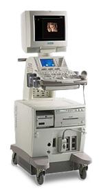 Siemens SONOLINE G 50 - Dopplersonographie